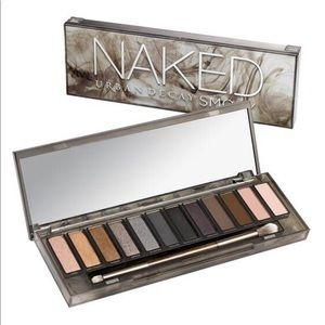 Naked Urban Decay Smoky Eyeshadow Palate
